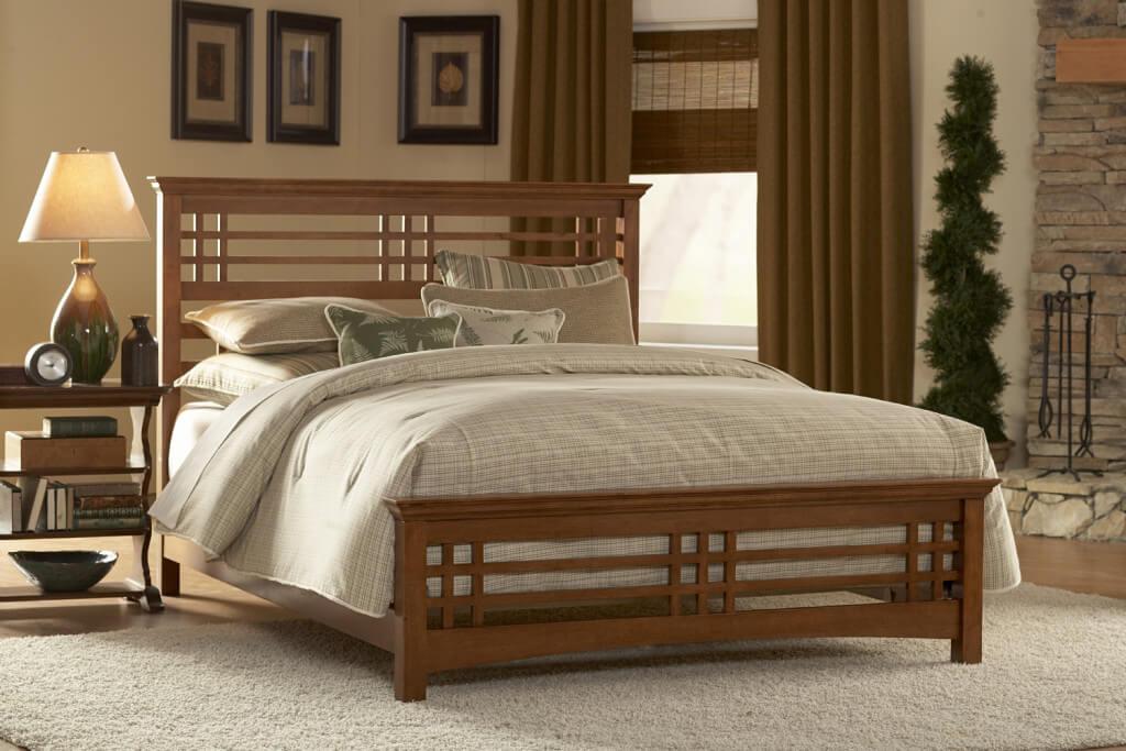 AVERY BED_FashionBedGroup_LeggetPlattFashionBed - Bed Frames