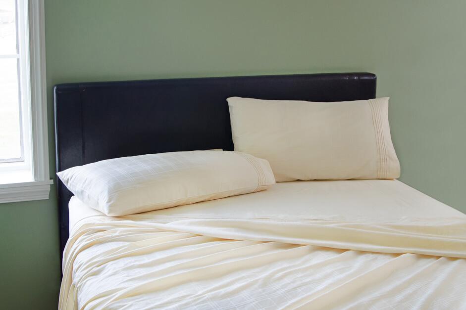 Bedding-Organic Cotton Luxury Sheet Set_Naturepedic