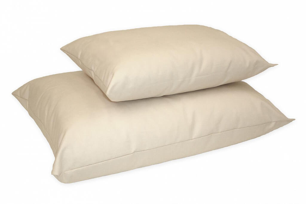 Organic Cotton:Organic Kapok Pillow_Naturepedic1