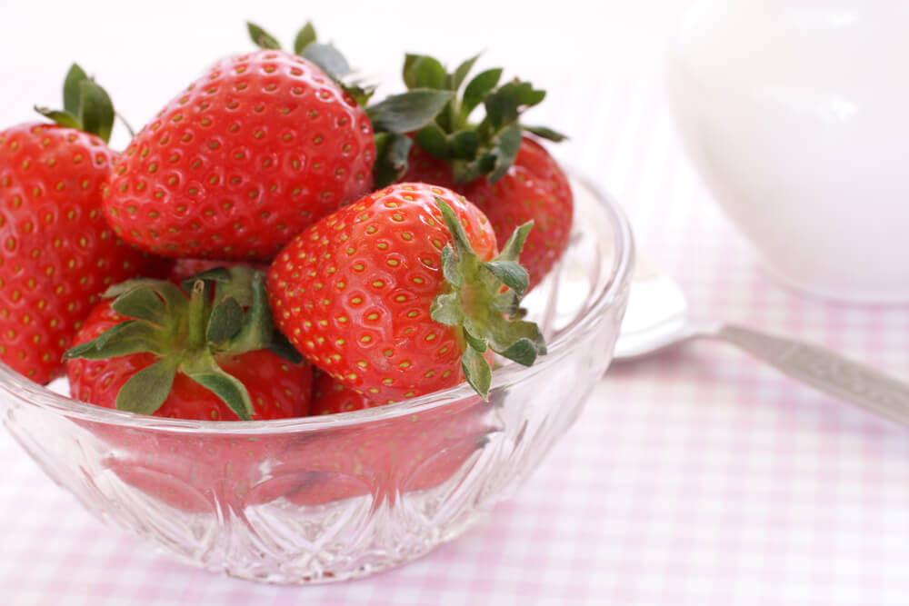 Strawberry Season is here