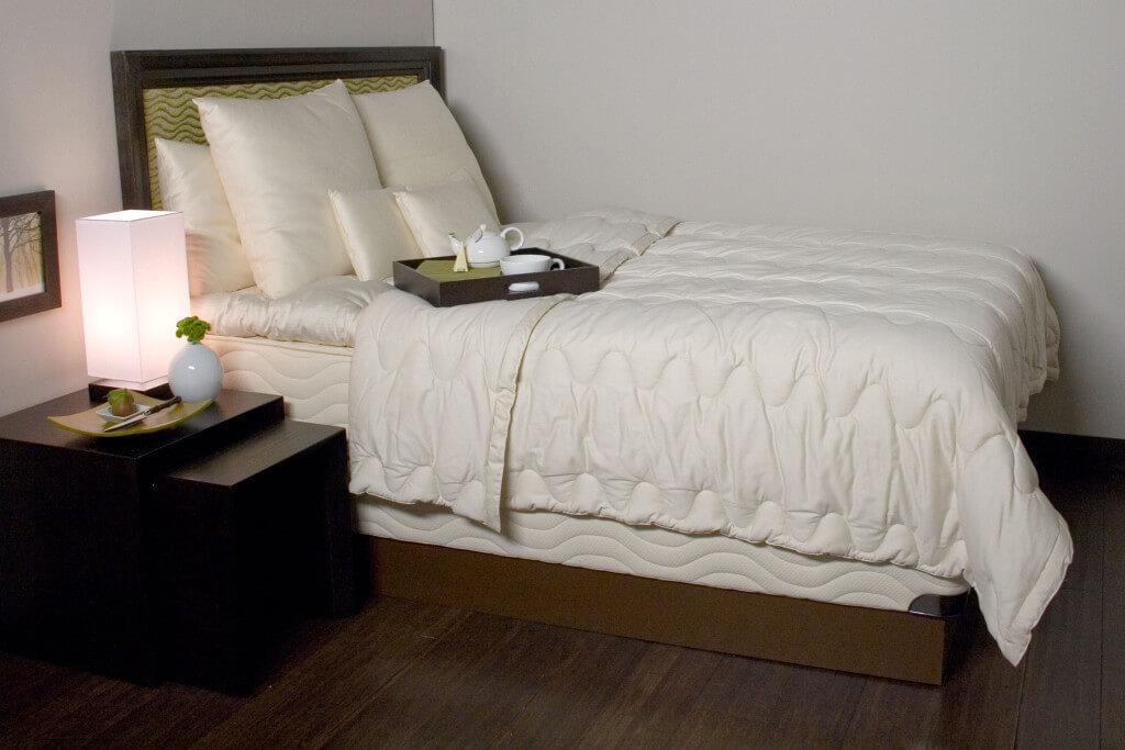 Certified Organic Eco-Wool Comforter_OMI